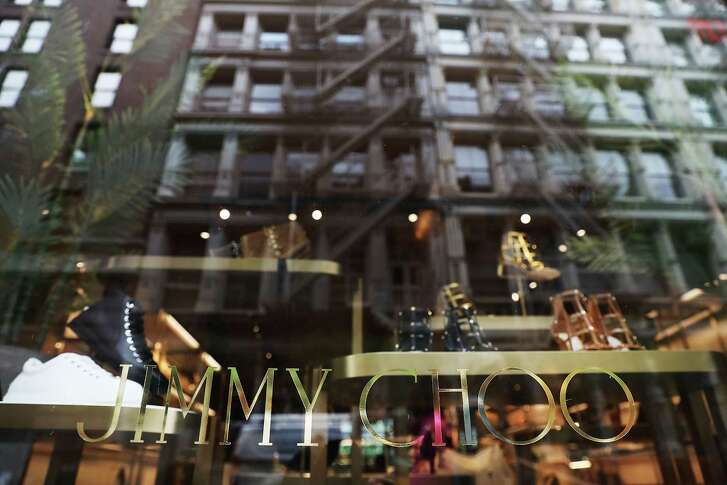 This Jimmy Choo store is in lower Manhattan. Michael Kors Holdings is buying Jimmy Choo, a purchase that comes amid consolidation in the U.S. luxury industry.