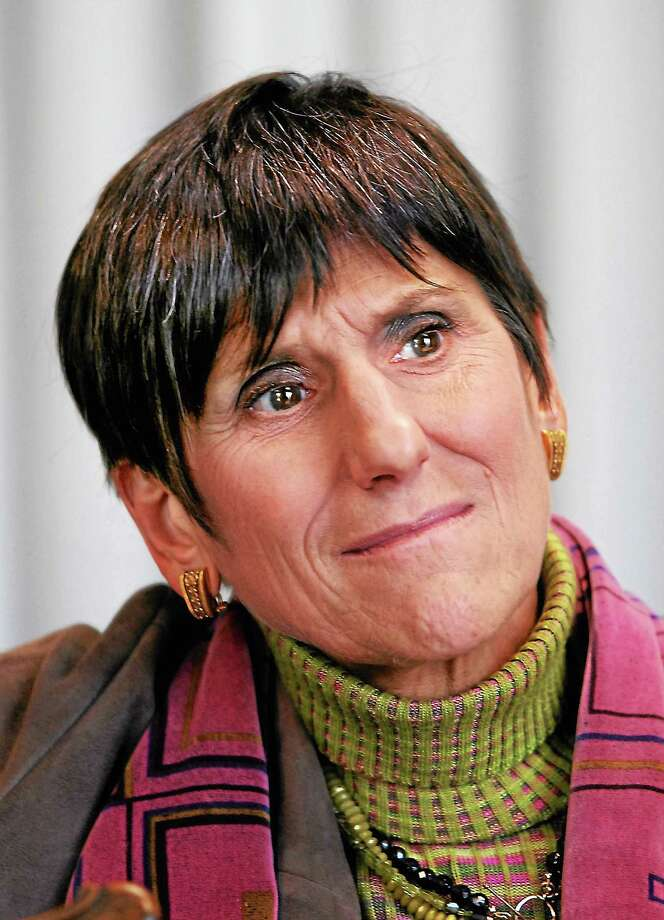 U.S. Rep. Rosa DeLauro Photo: Journal Register Co.