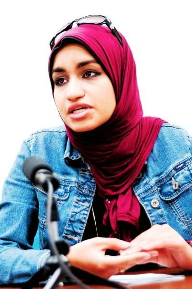 Reem Elazazy, an Egyptian-American, speaks about the violence and bloodshed occurring in Egypt.