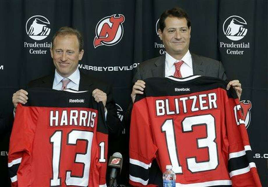 NHL  76ers owner Josh Harris buys New Jersey Devils - New Haven Register 97906344d