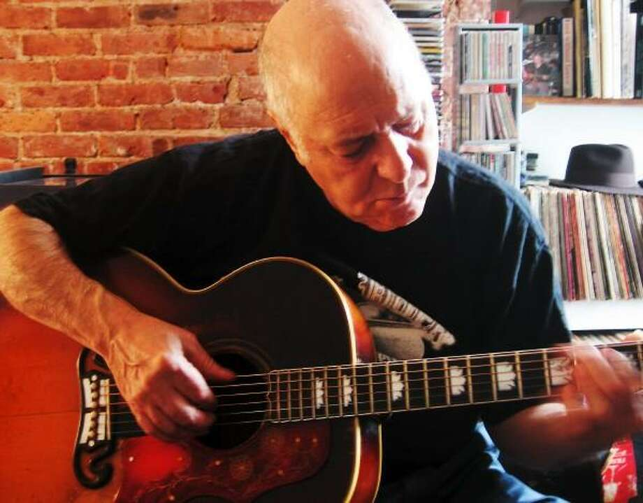 Contributed photo: Danny Kalb plays Friday night at The Outer Space in Hamden.