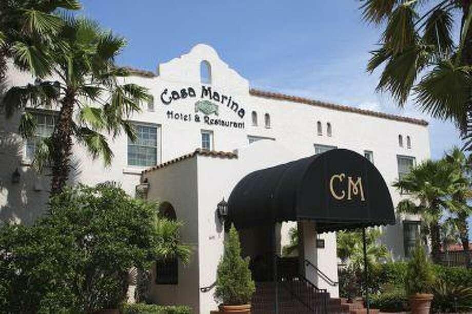 The 24-room Casa Marina Hotel on Jacksonville Beach, Fla., draws romantics with a Spanish-Mediterranean magnetism. Photo: The Washington Post / The Washington Post