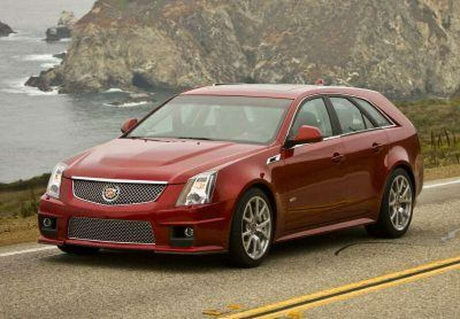 CTS-V Wagon is rare and getting rarer - New Haven Register
