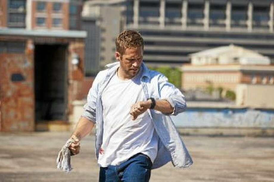 """Paul Walker as Nolan Hayes in """"Hours."""""""