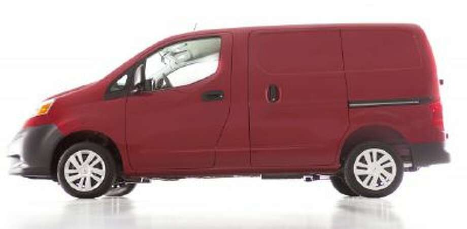 The Nissan NV200 Compact Cargo Van is a hard-working little van, efficient even in an urban environment.
