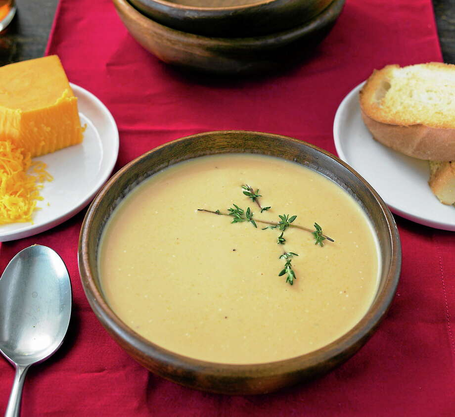 Beer Cheese Soup. Photo: Nealey Dozier — Tribune Content Agency