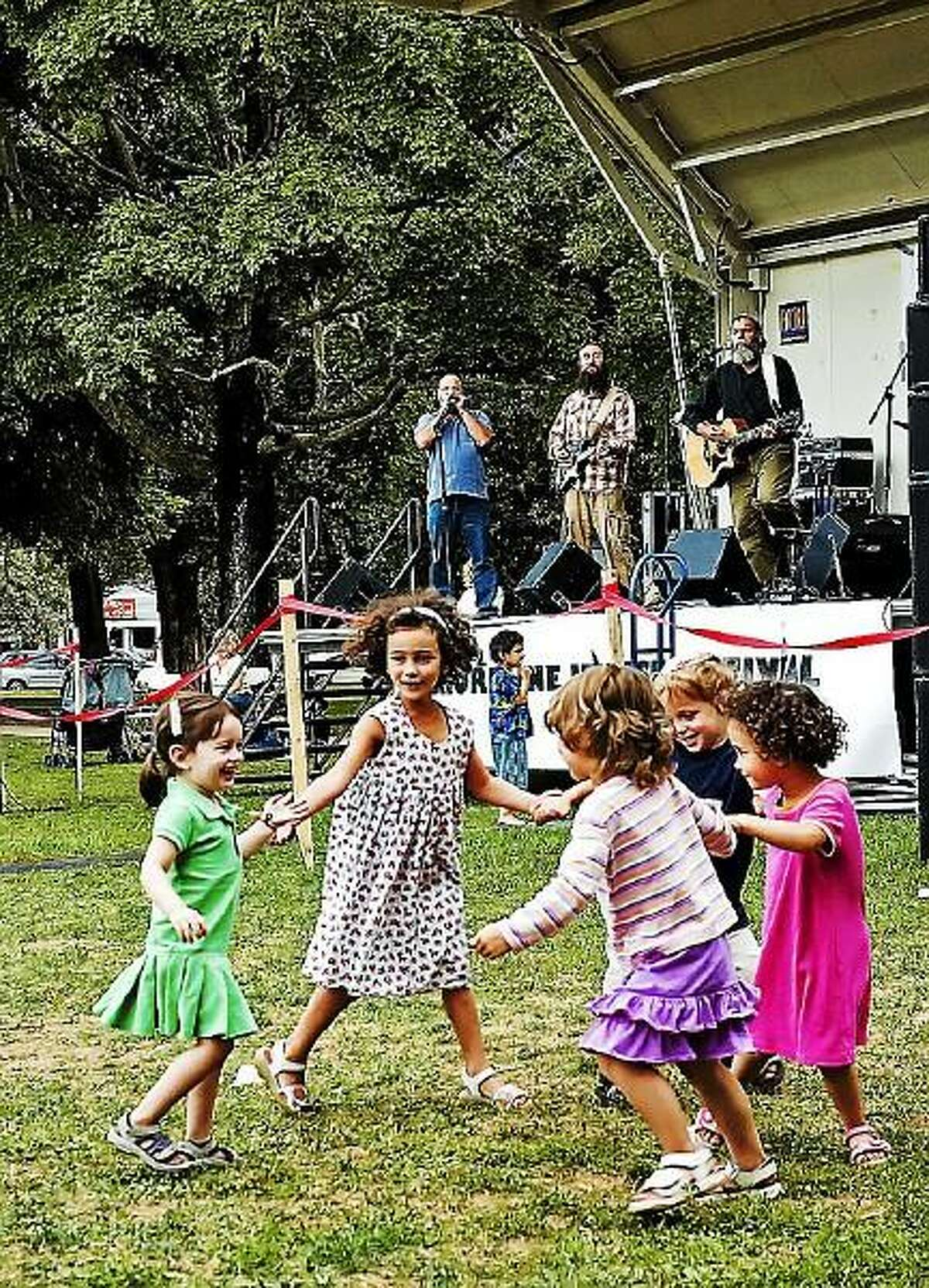 Chabad of the Shoreline photo: The Shoreline Jewish Festival will have lots of music and plenty of children's activities Sunday on the Guilford Green.