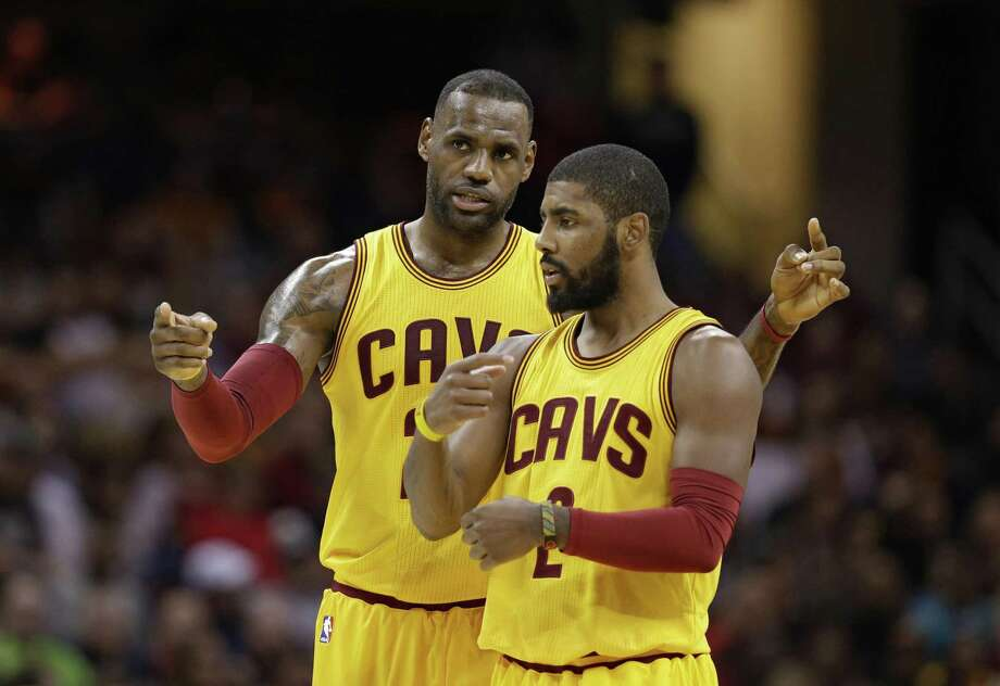 f2fc8342f12f Cleveland s All-Star duo may be headed for a break up despite three  straight NBA