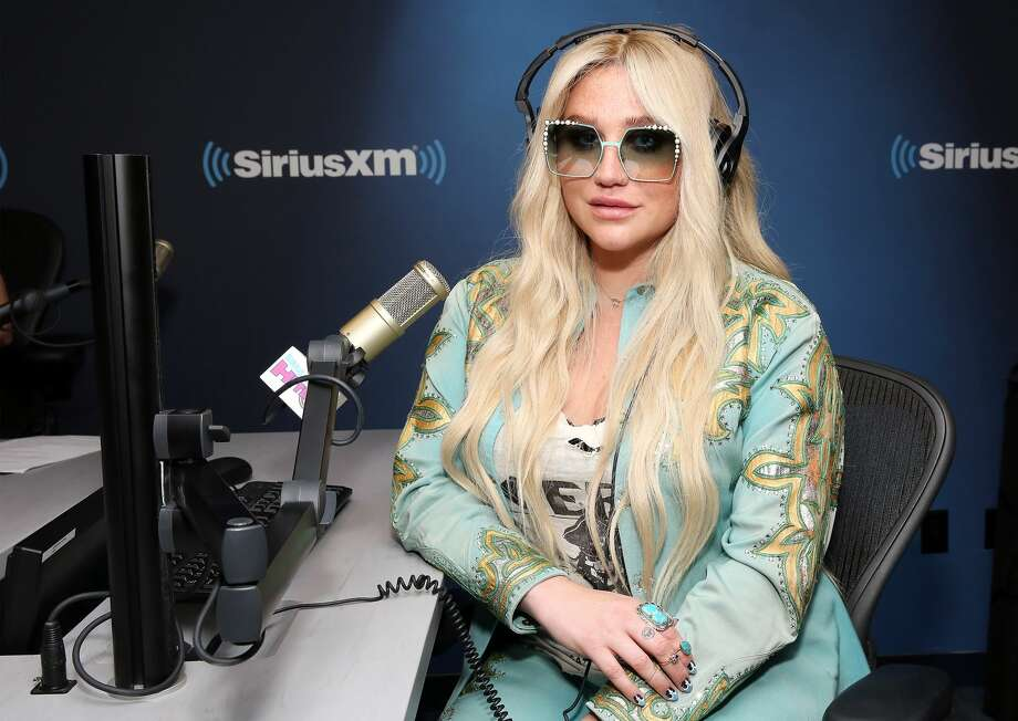 Singer-songwriter Kesha visits the SiriusXM Studios in New York City on July 18, 2017. Photo: Monica Schipper/Getty Images