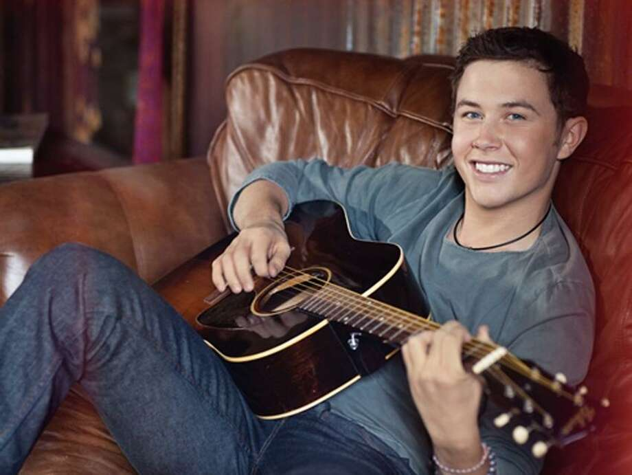 """Contributed photo: Scotty McCreery plays at 7:30 Friday night at Toyota Presents the Oakdale Theatre, 95 S. Turnpike Road in Wallingford. Tickets, $25-$65, at <a href=""""http://Ticketmaster.com"""">Ticketmaster.com</a> or 203-265-1501."""