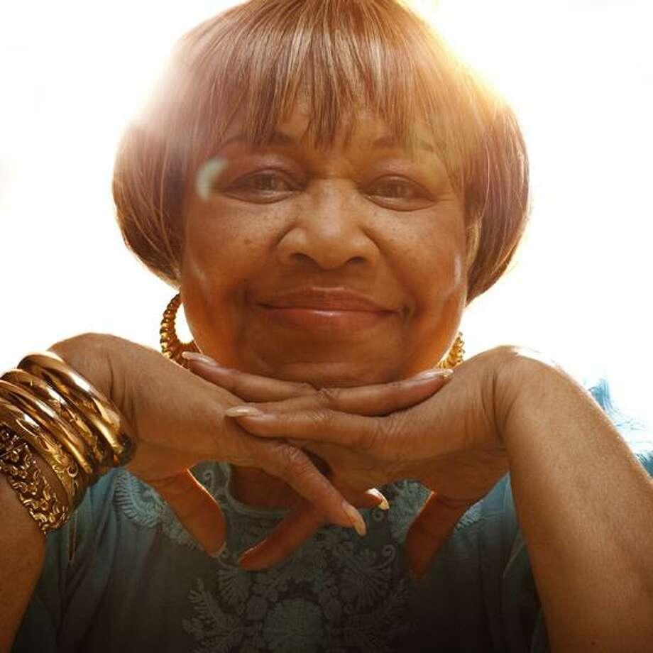 Contributed photo: Mavis Staples, who headlined New Haven's 2009 International Festival of Arts & Ideas, performs Saturday night at the Katharine Hepburn Cultural Arts Center in Old Saybrook. / Copyright:2009  Chris Strong