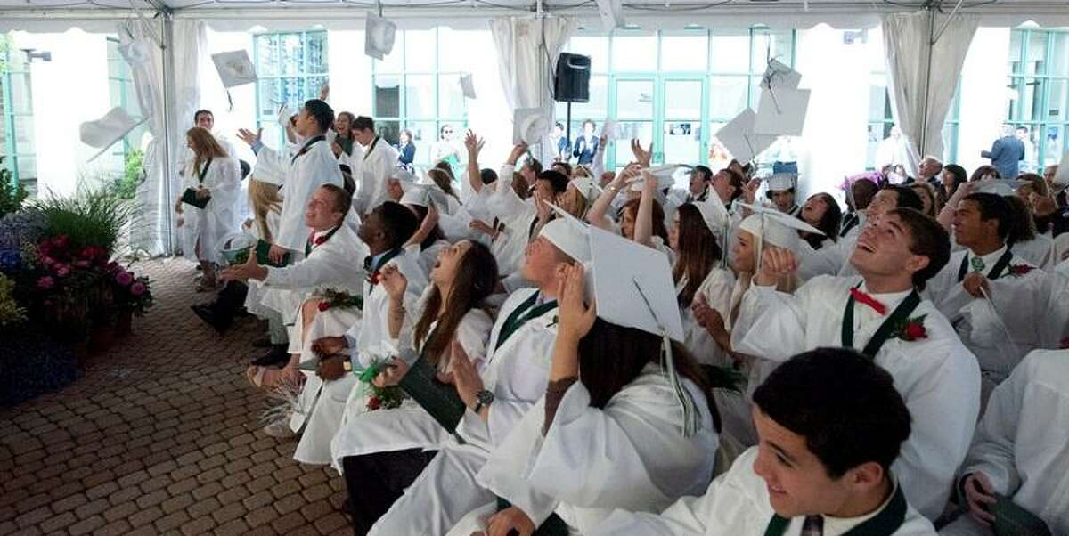 Hamden Hall Country Day School 101st Commencement, Friday June 14.