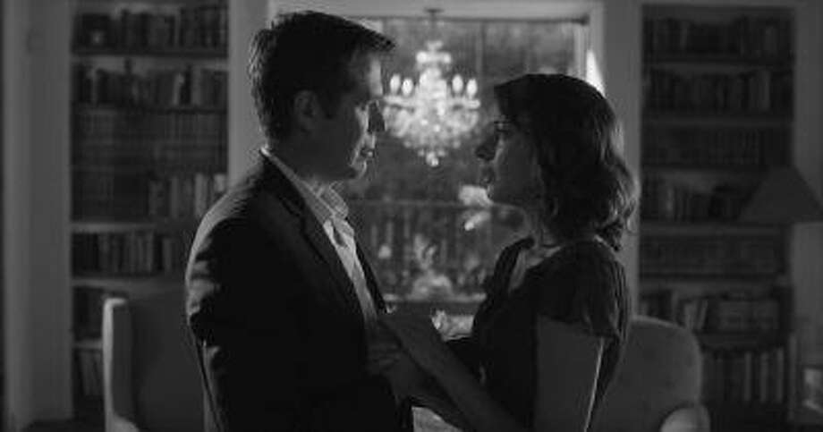 """Alexis Denisof and Amy Acker star in """"Much Ado About Nothing,"""" a rare summer romantic comedy directed by Joss Whedon. (Elsa Guillet-Chapuis/Roadside Attractions)"""