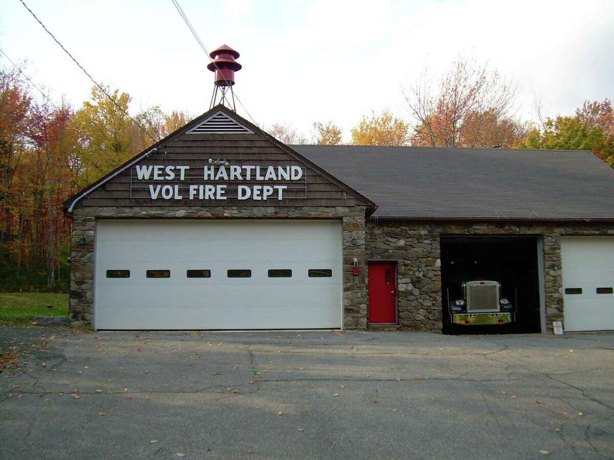 West Hartland Fire Department. Contributed photo.