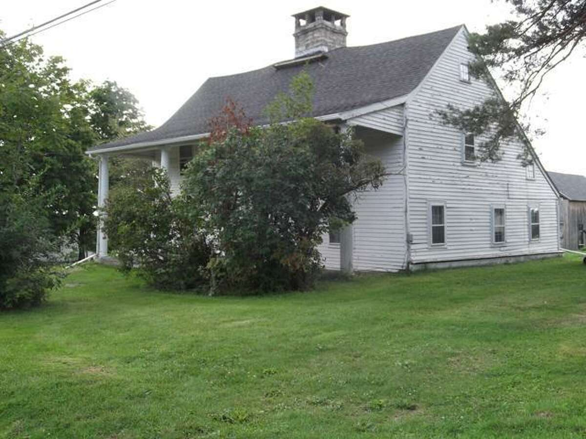 Register Citizen File Photo -- The Jacob Strong Jr. House on Highland Avenue which was built around 1750.