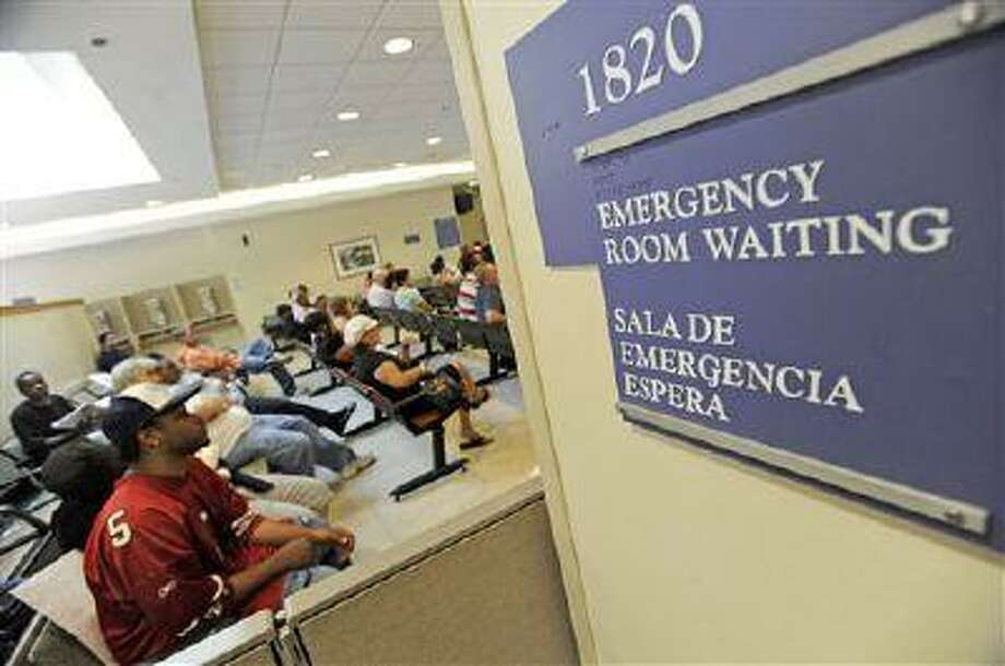 Hospitals that treat the most vulnerable patients may have the toughest time weathering spending cuts under the president's health-care law. Photo: AP / AP2009