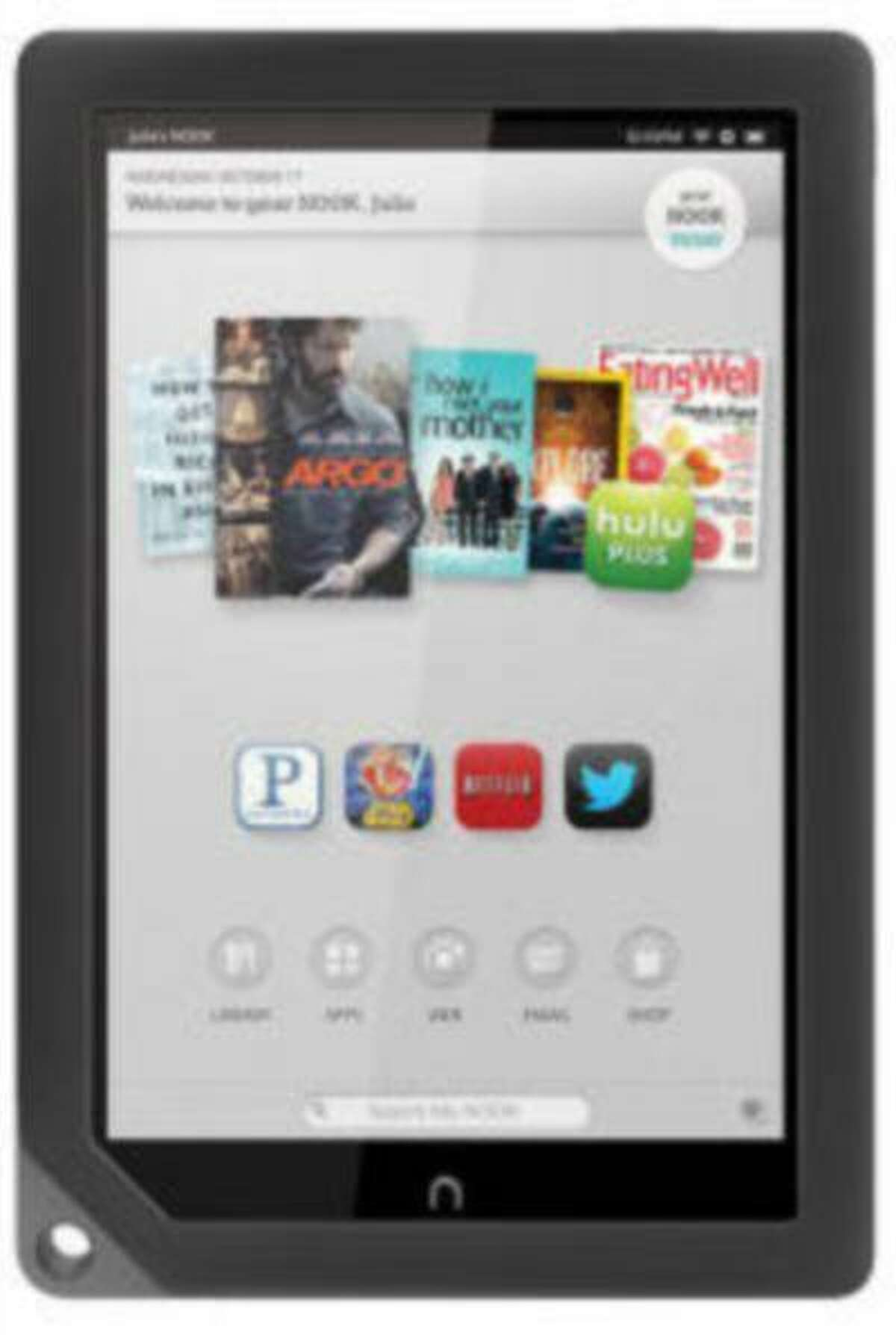 Barnes & Noble's Nook HD+ tablet