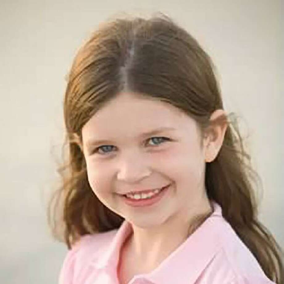 This photo provided by the family shows Jessica Rekos. Rekos, 6, who was killed Friday at Sandy Hook Elementary School, in Newtown, Conn., Photo: AP