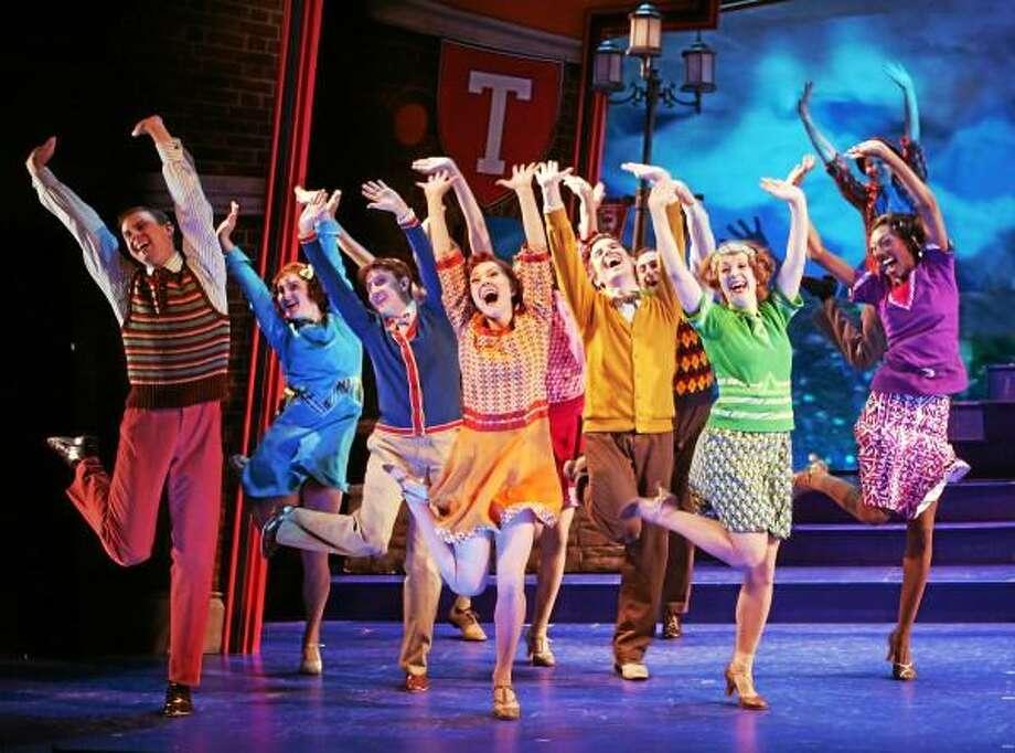 Good NewsGoodspeed MusicalsEast Haddam, CT   06423860-873-8664 / ??2013 Diane Sobolewski