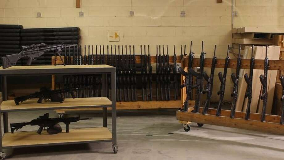 Guns manufactured by PTR. Contributed photo.