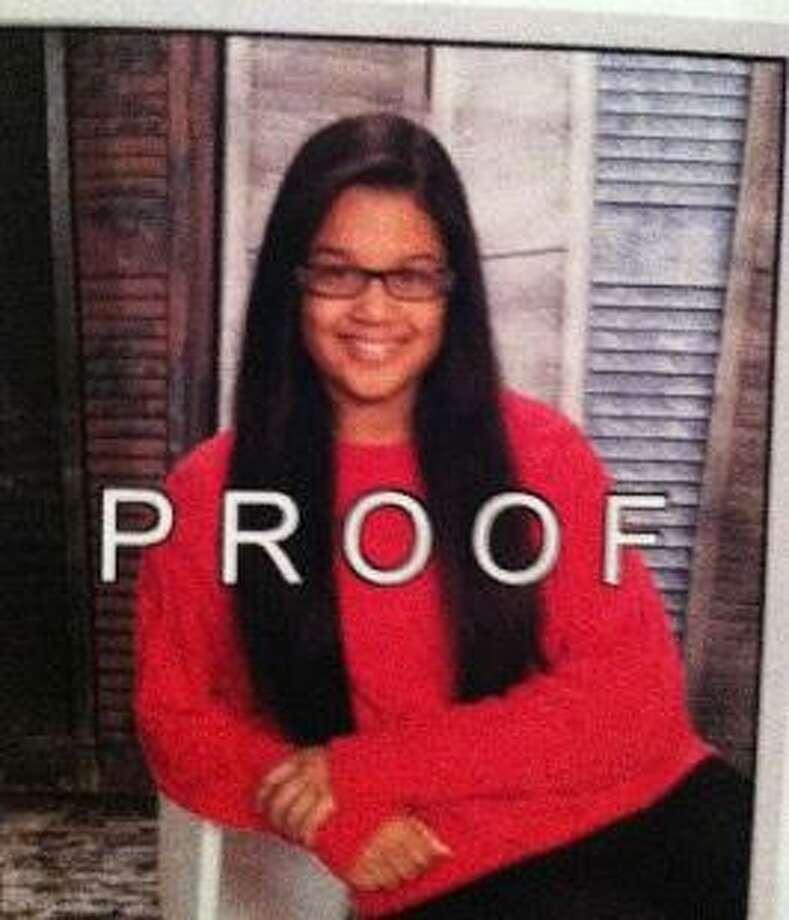 Rachell Vasquez, 13, of Torrington, was reported missing on Wednesday, June 19, 2013.