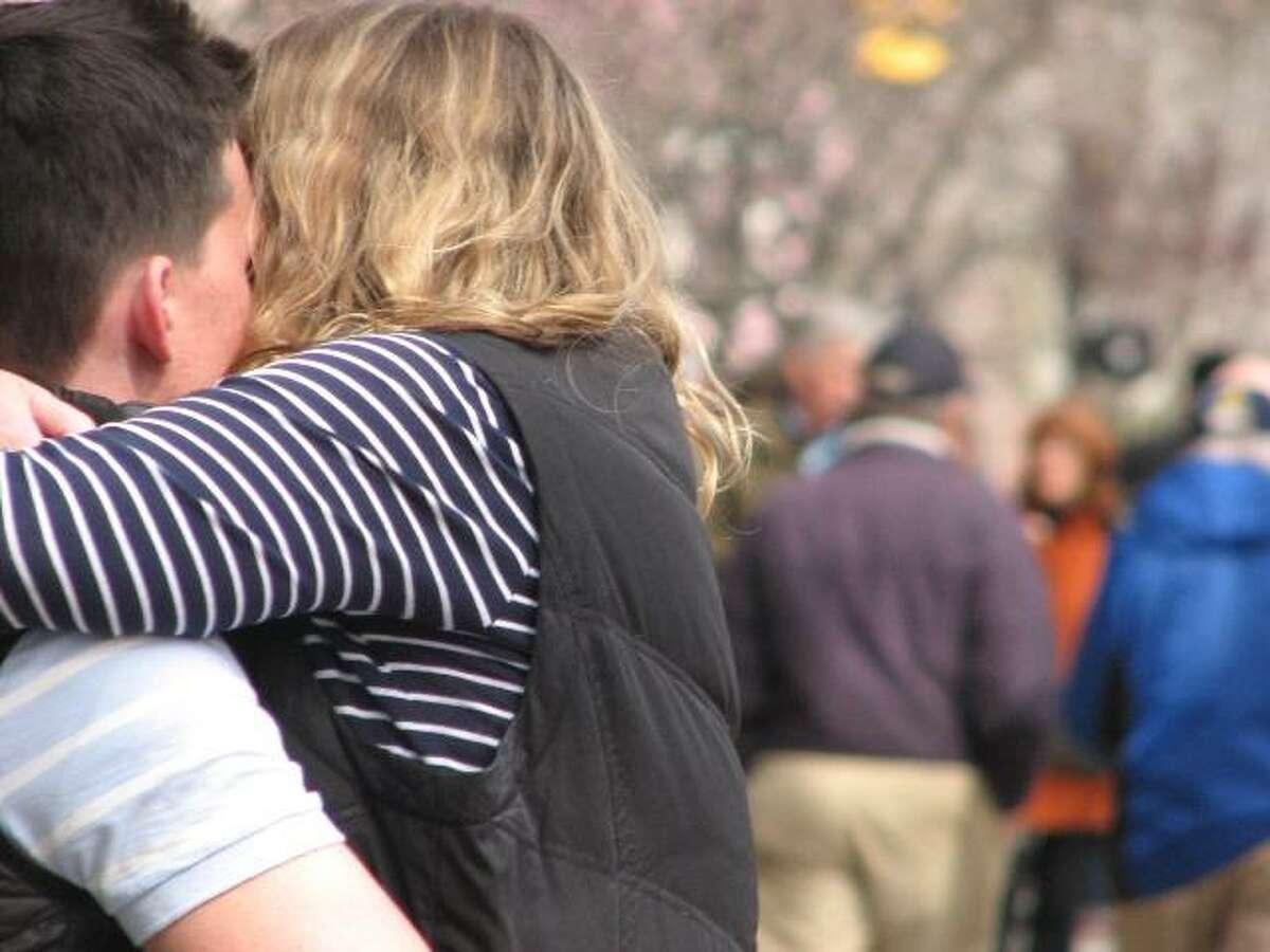 Scene oafter explosions at Boston Marathon