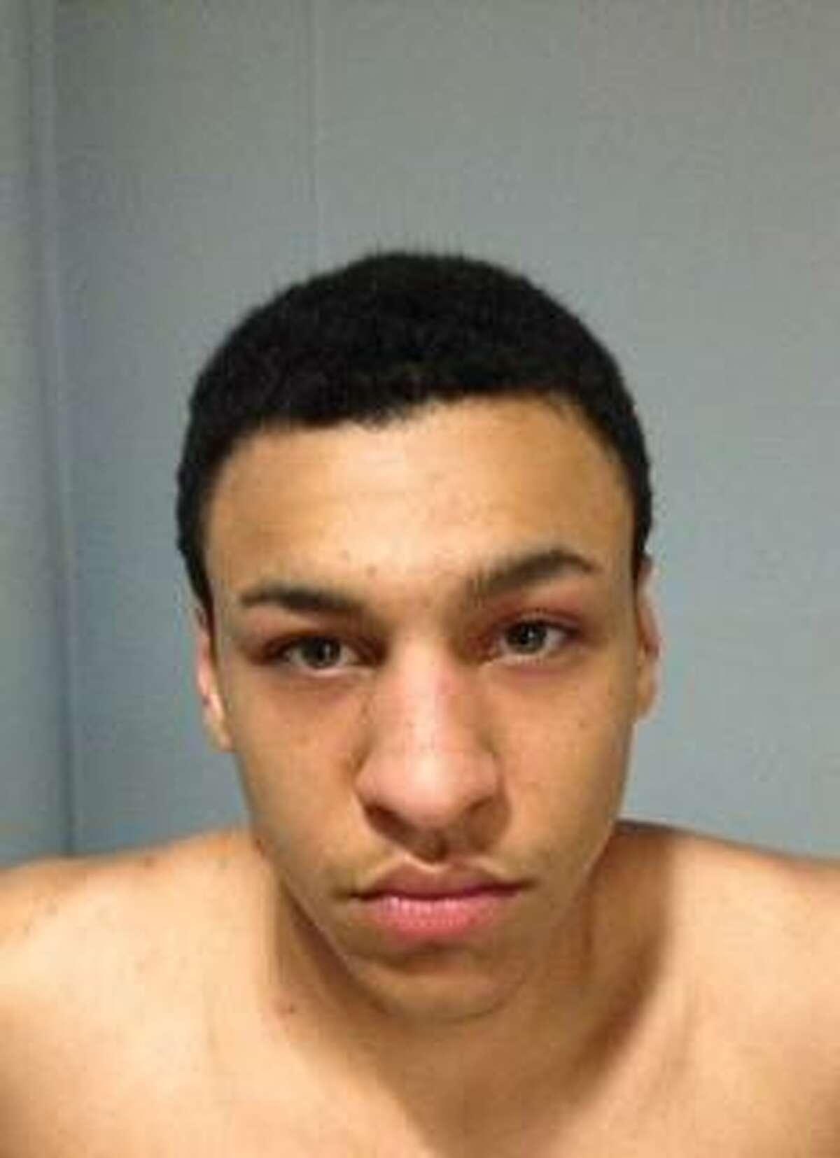 Joshua Ballard. Police photo.