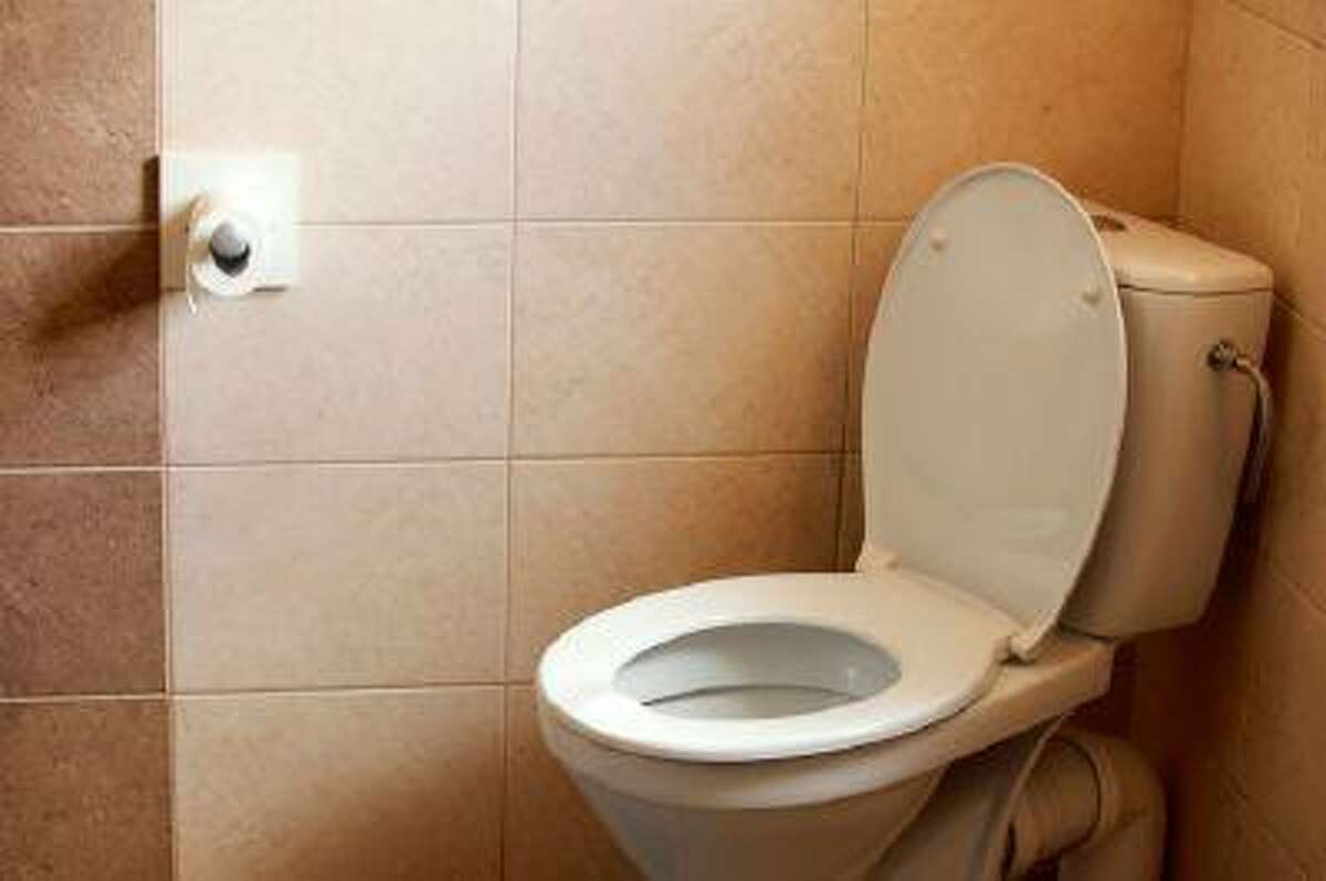 A new study suggests the number of genital injuries caused by falling toilet toppers is growing