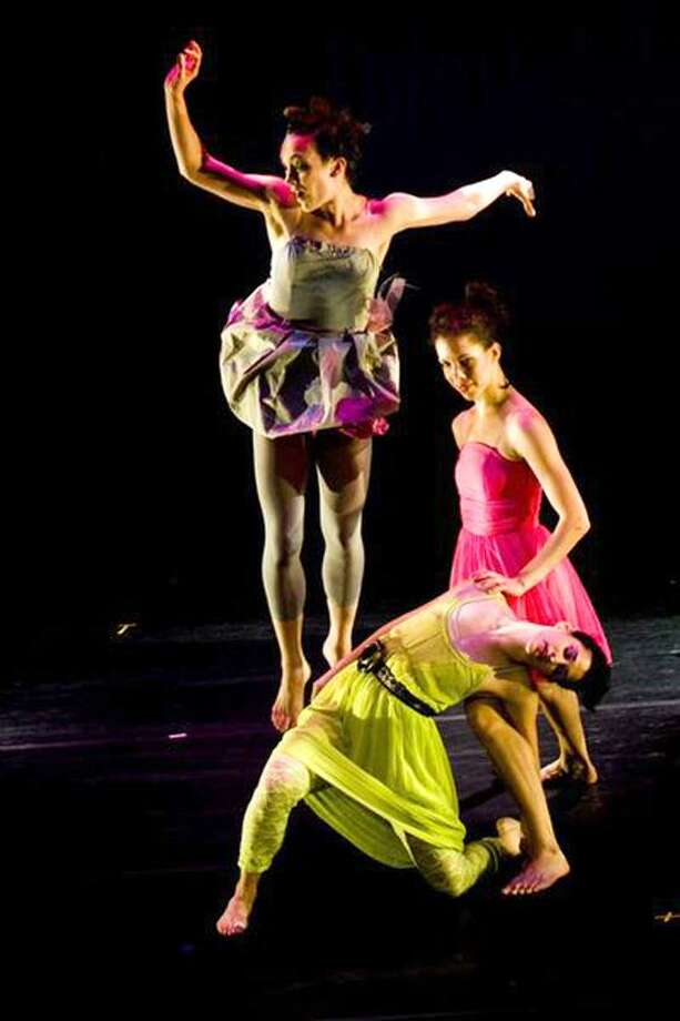 Contributed photo: Former Branford resident Andrea Miller brings her Gallim Dance to Wesleyan.