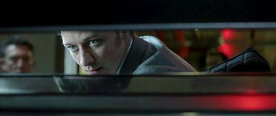 """James McAvoy's memory loss is something his cohorts can't forget in """"Trance."""""""