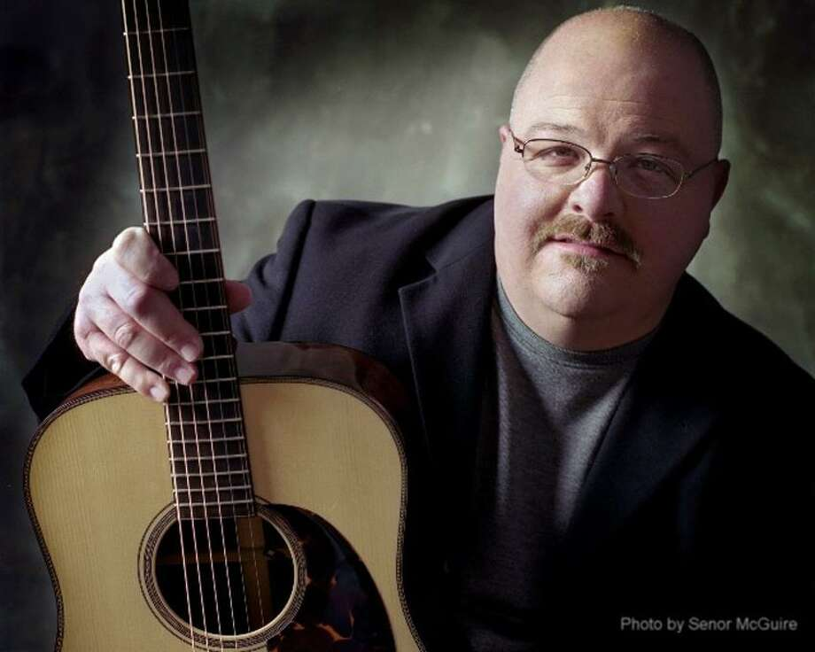 Contributed photo: Jim Hurst is one of only seven musicians named the International Bluegrass Music Association Guitar Player of The Year.