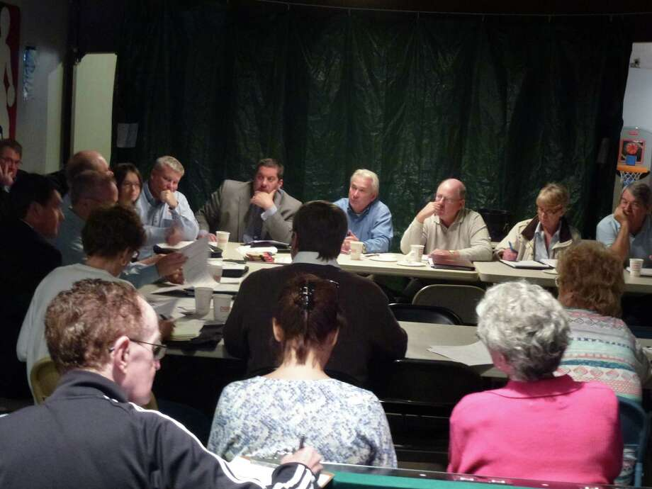The Litchfield Hills Council of Elected Officials meets in Winsted.