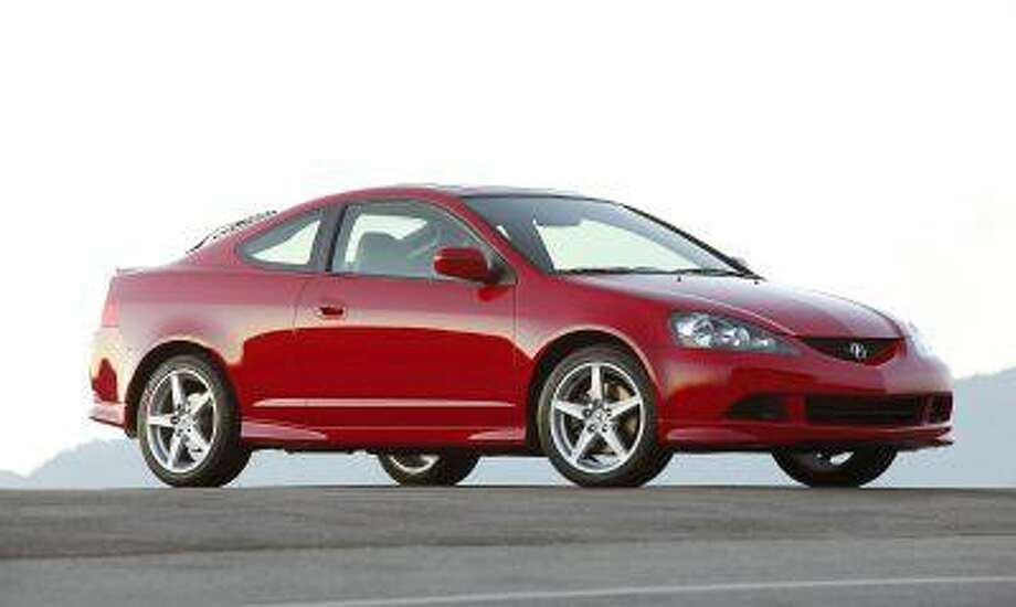 This undated publicity photo provided by Honda shows the 2006 Acura RSX Type-S. (AP Photo/Honda) Photo: AP / ACURA