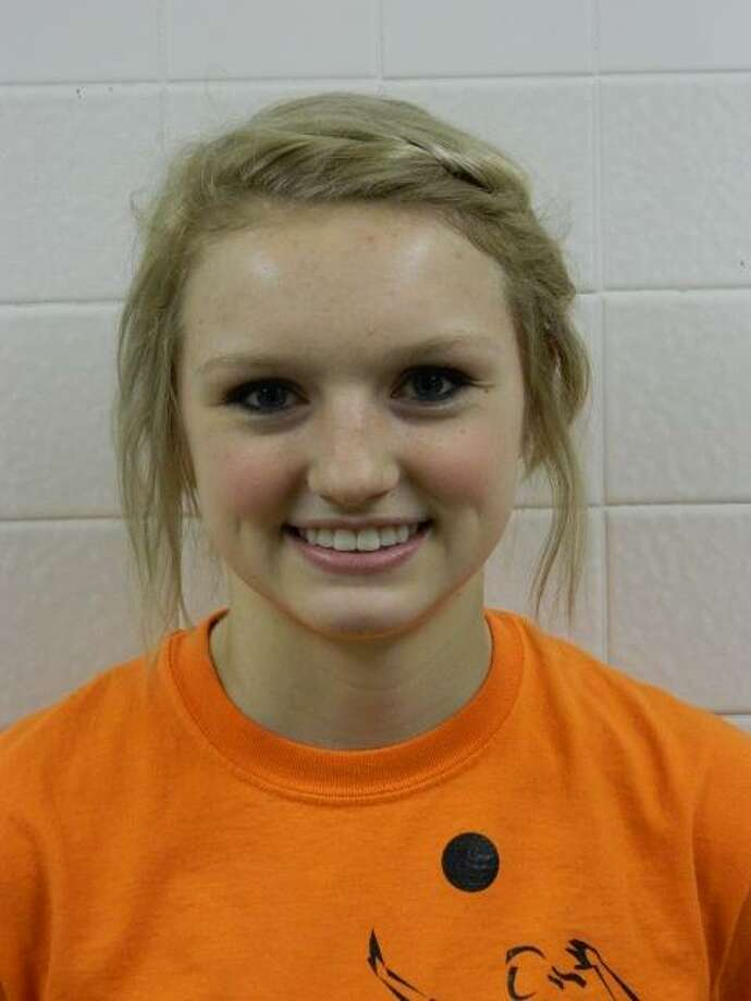 Jessica Chandler Morrisville-Eaton Volleyball