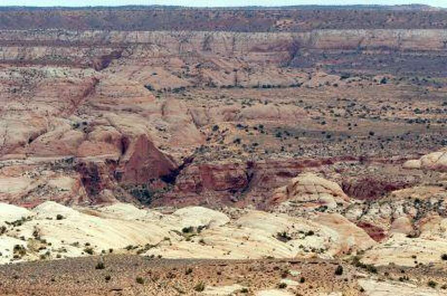A file photo of Canyonlands National Park in Utah Photo: ASSOCIATED PRESS / AP2003