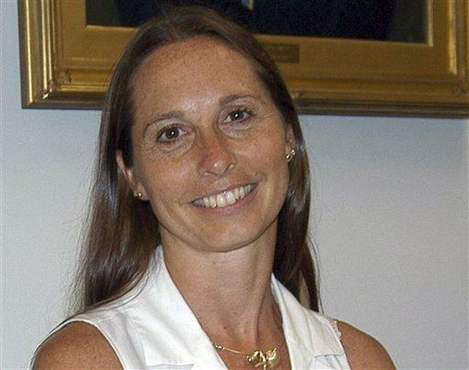 This July 2010 file photo provided by the Newtown Bee shows Dawn Lafferty Hochsprung, principal at Sandy Hook Elementary School, in Newtown.(AP Photo/Eliza Hallabeck) Photo: AP / Newtown Bee