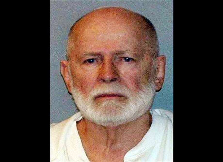 "This June 23, 2011 booking photo provided by the U.S. Marshals Service shows James ""Whitey"" Bulger, one of the FBI's Ten Most Wanted fugitives, captured in Santa Monica, Calif., after 16 years on the run. Opening arguments in Bulger's trial begin Wednesday, June 12, 2013 in federal court in Boston.  (AP Photo/ U.S. Marshals Service, File) Photo: AP / U.S. Marshals Service/ US Department of Justice"