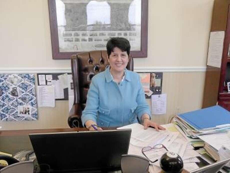 Cheryl Kloczko reflects on her first year as Superintendent of Torrington schools. NIKKI TRELEAVEN/The Register Citizen.