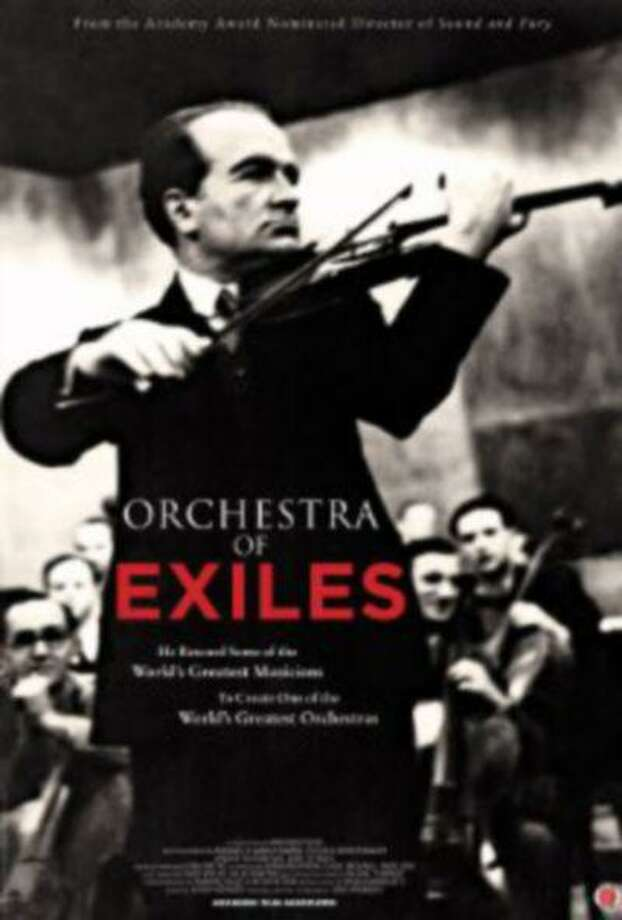 "Cover: ""Orchestra of Exiles"""