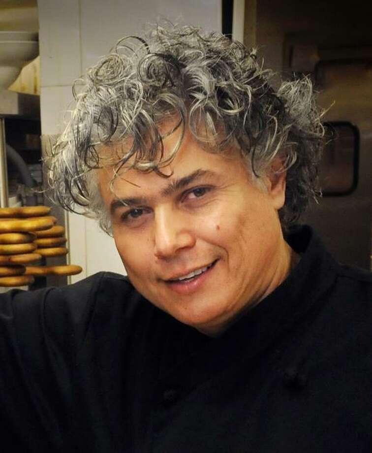 Melanie Stengel/Register file photo: Former Iron Chef Elm City winner Arturo Franco-Camacho of Tacuba, Waterhouse and Seawich Sandwich Shop.