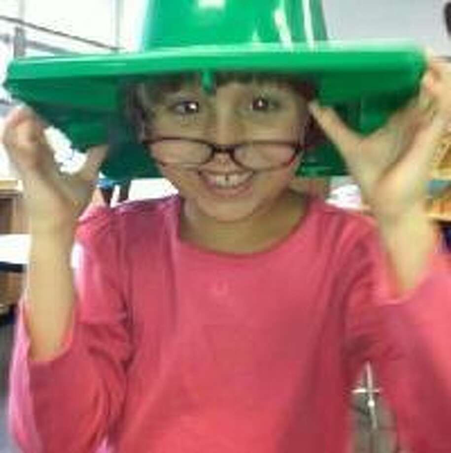 Submitted photo Sandy Hook Elementary School shooting victim Josephine Gray, whose parents have founded a fund to benefit autism research.