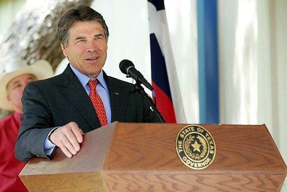 Texas Gov. Rick Perry. Photo courtesy of Office of Gov. Rick Perry