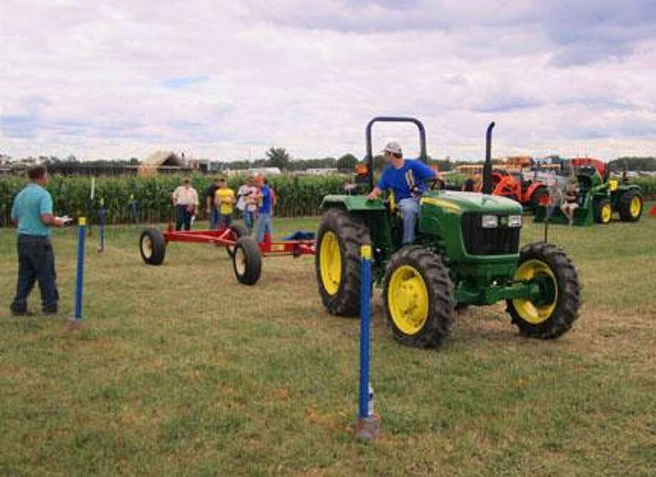 The 2013 Empire Farm Days New York State FFA Tractor Driving Safety Contest deadline is June 21.