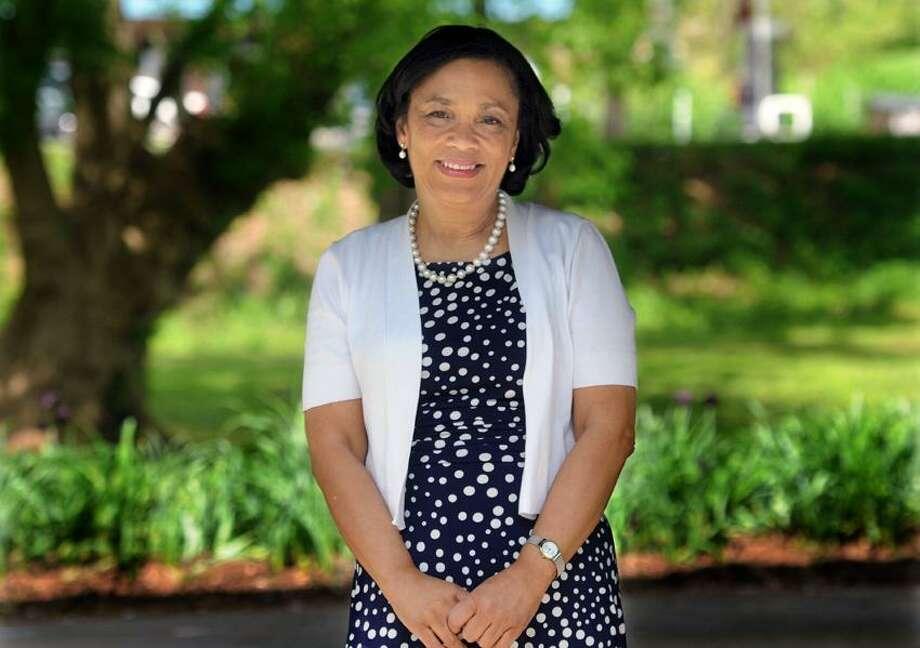"Democratic State Senator Toni Harp will be running for mayor of New Haven. Mara Lavitt/New Haven Register <a href=""mailto:mlavitt@newhavenregister.com"">mlavitt@newhavenregister.com</a>5/12/13"