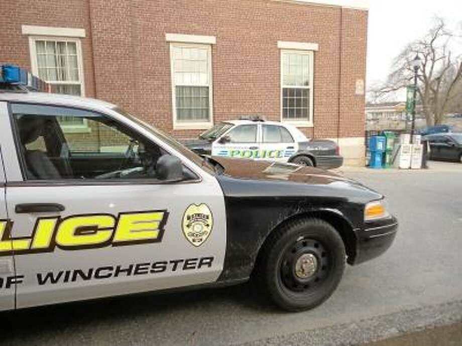 JASON SIEDZIK/ Register Citizen Chronic underfunding has left the Winchester Police Department understaffed and overworked, with some officers working 70 hours a week.