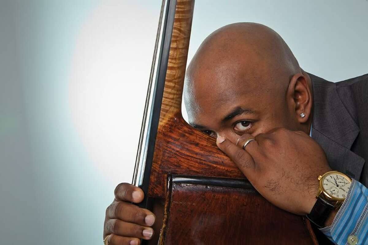 Contributed photo: Christian McBride and his quintet Inside Straight perform at Sprague Hall.