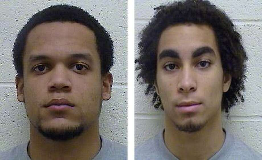 Gonzalez and Toribio. Police photos.