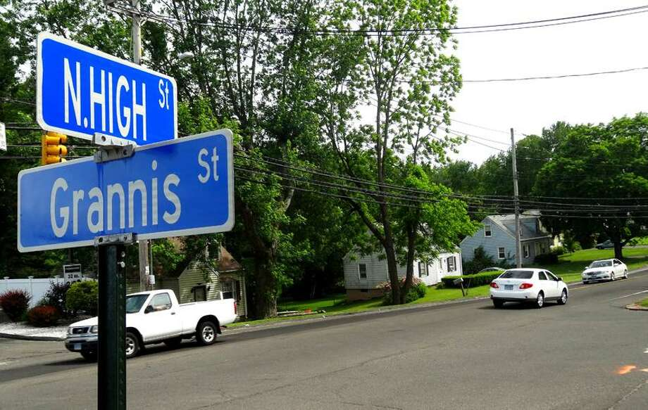 North High Street in East Haven, Connecticut. Darren Yip/For the Register