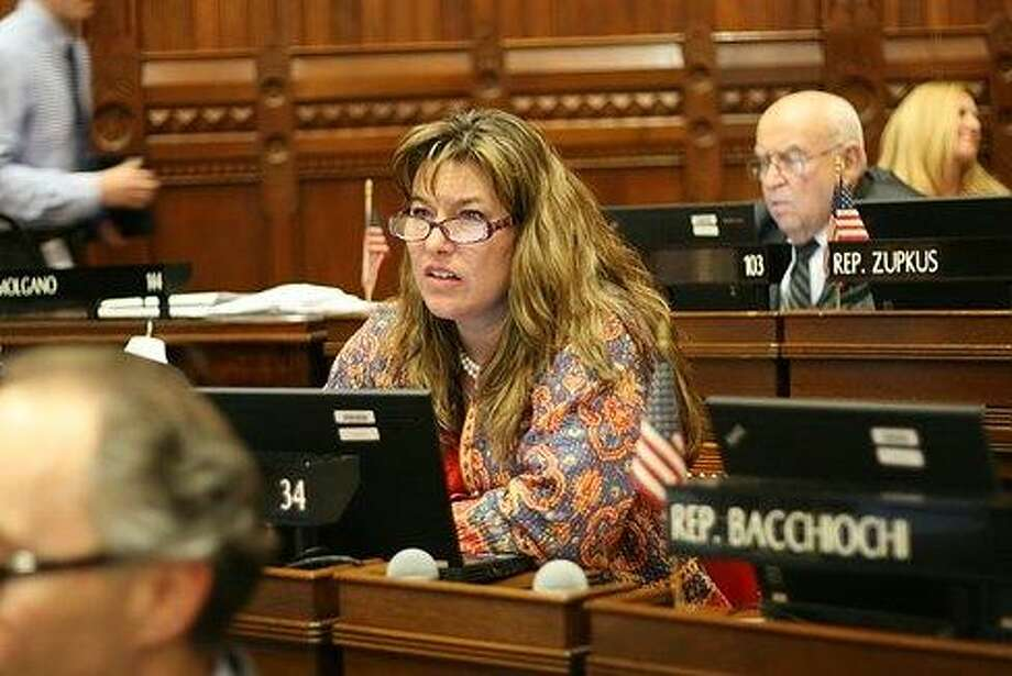 State Rep. Melissa Ziobron, R-East Haddam