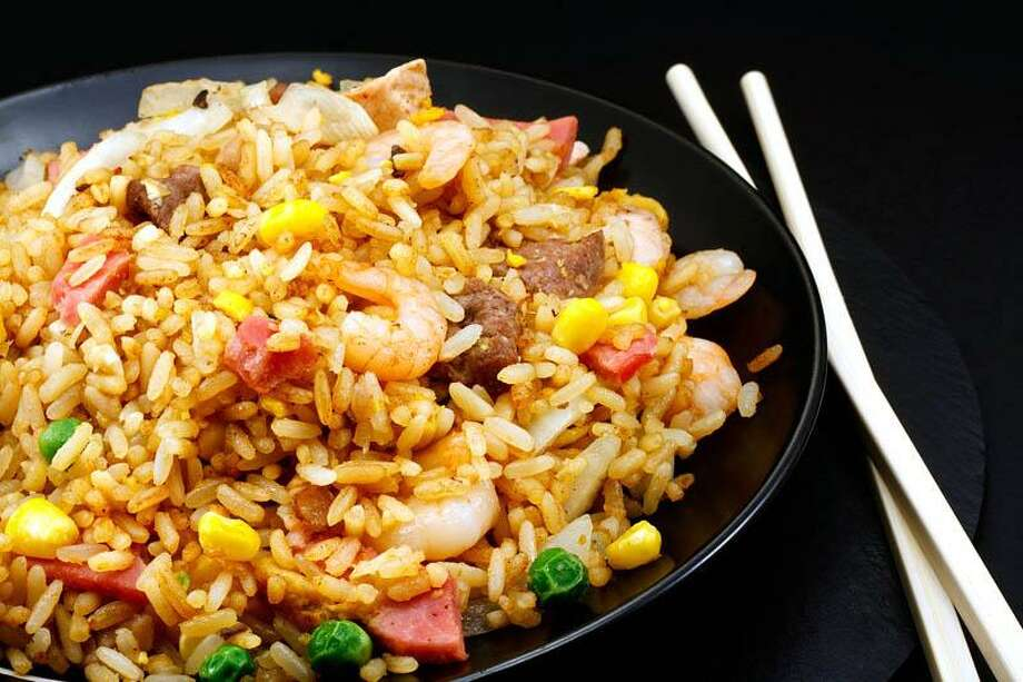 TMS photo: Three-Color Fried Rice Photo: Stock Image/TMS